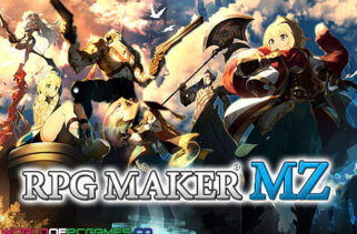 RPG Maker MZ Free Download By Worldofpcgames
