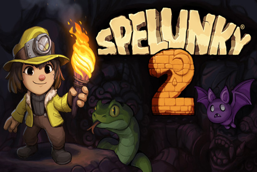 Spelunky 2 Free Download By WorldofPcgames