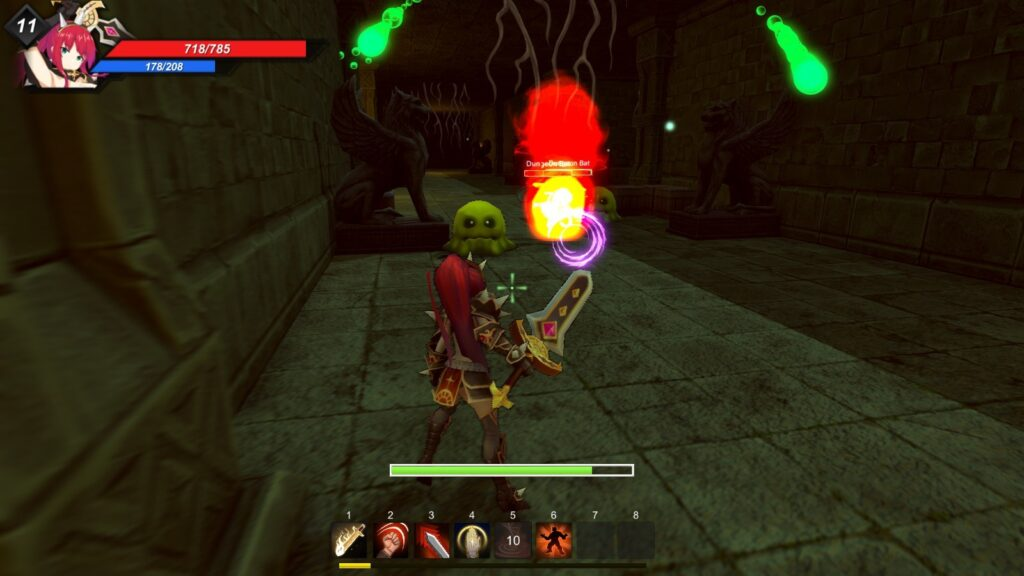 Black Knight Milena Free Download By WolrdofPcgames