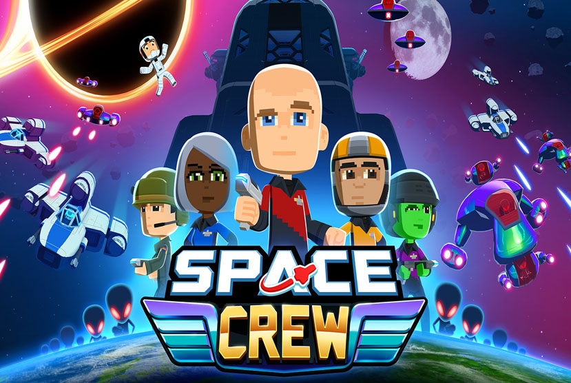 Space Crew Free Download By WorldofPcgames