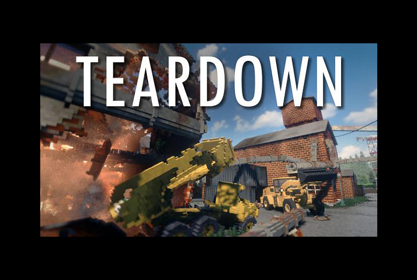 Teardown Free Download By Worldofpcgames.co