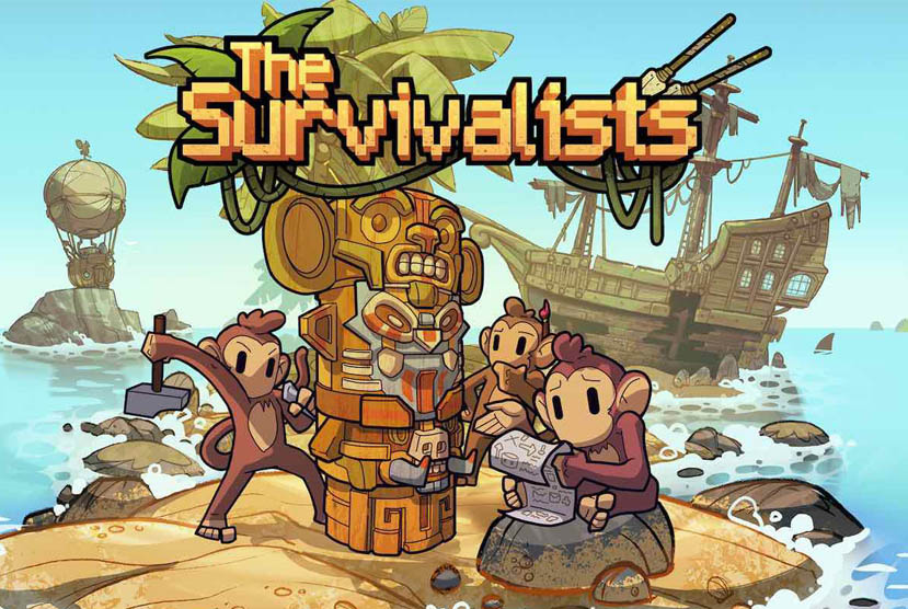 The Survivalists Free Download By WorldofPcgames
