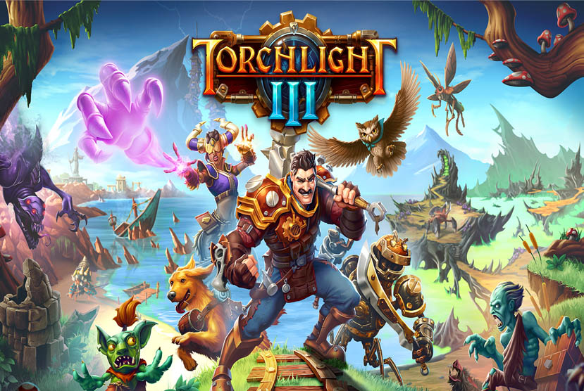 Torchligh III Free Download By WorldofPcgames