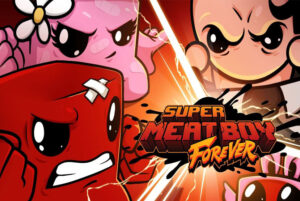 Super Meat Boy Forever Free Download By WorldofPcGames