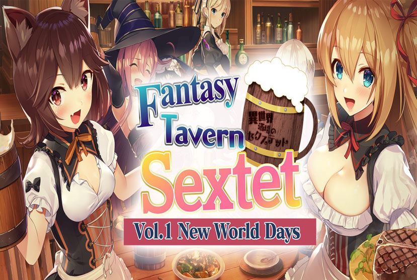 Fantasy Tavern Sextet Vol.1 New World Days Free Download By WorldofPcgames