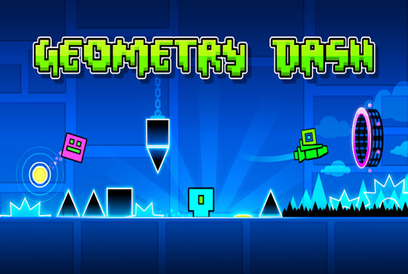 Geometry Dash Free Download By WorldofPcgames