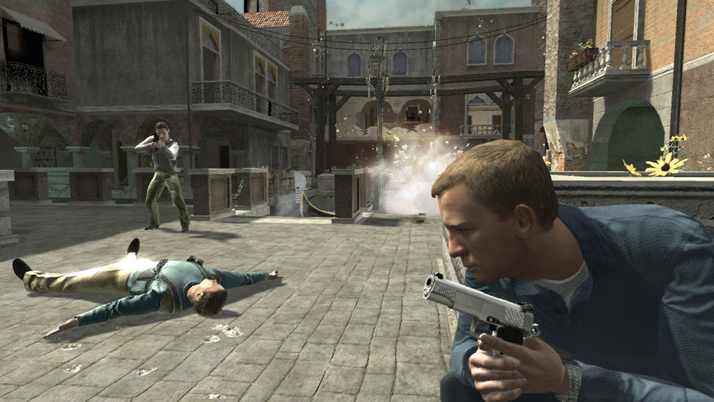 James Bond 007 Quantum of Solace Free Download By WorldofPcgames