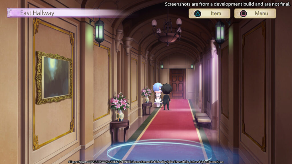 Re ZERO Starting Life in Another World The Prophecy of the Throne Free Download By WorldofPcgames