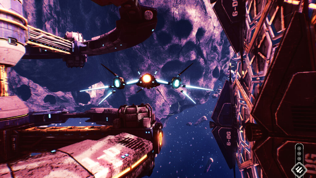 Redout Space Assault Free Download By WorldofPcgames