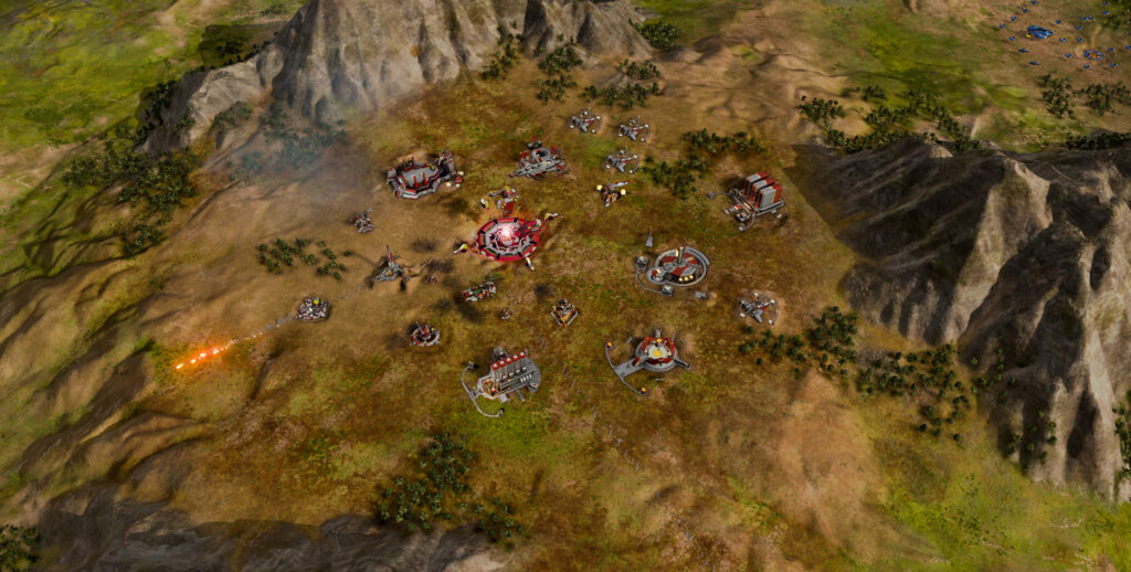 Ashes of the Singularity Escalation Free Download By WorldofPcgames