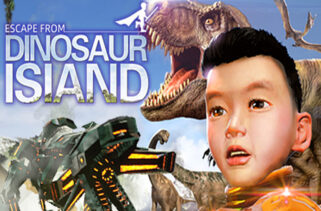 Escape from dinosaur island Free Download By Worldofpcgames