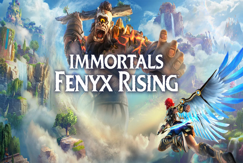 Immortals Fenyx Rising Free Download By Worldofpcgames