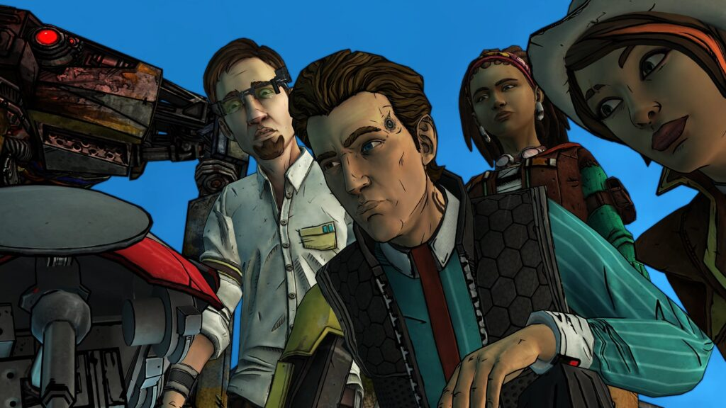 Tales from the Borderlands Free Download By Worldofpcgames