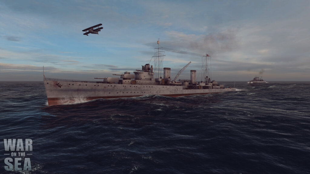 War on the Sea Free Download By WorldofPcgames