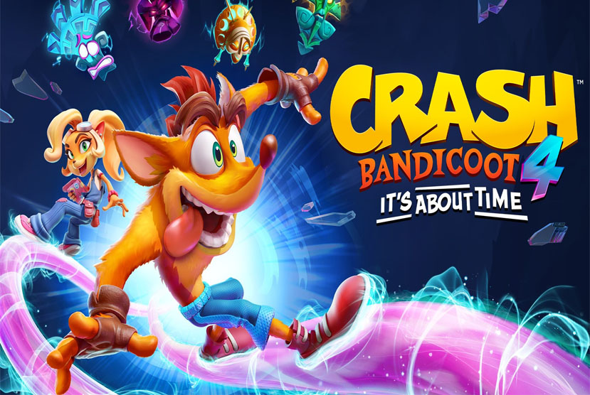 Crash Bandicoot 4 Its About Time Free Download By Worldofpcgames
