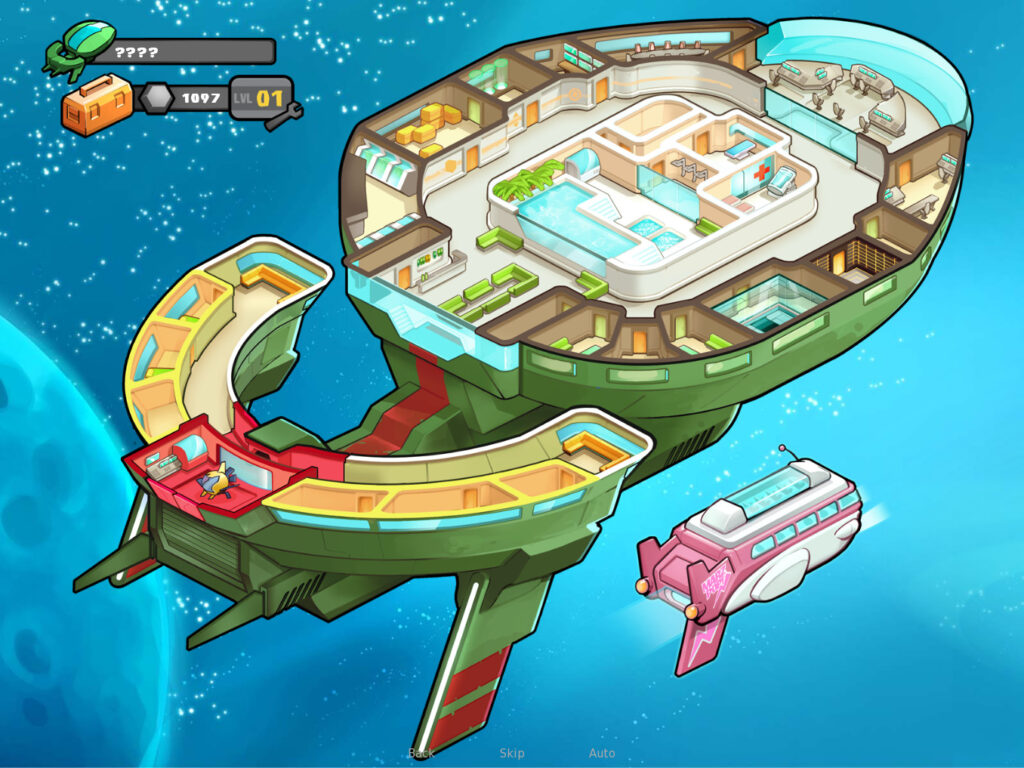 Space Rescue Code Pink Free Download By Worldofpcgames
