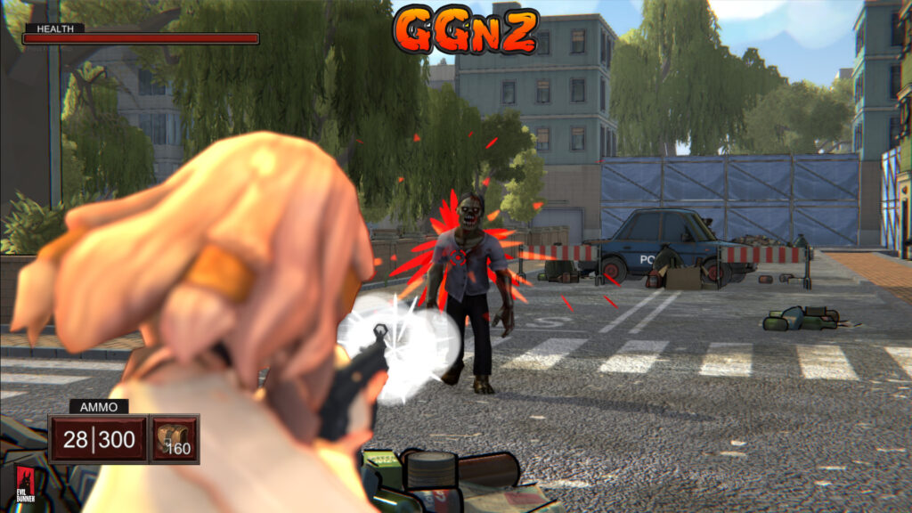 Girls Guns and Zombies Free Download By Worldofpcgames