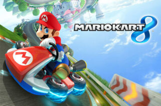 Mario Kart 8 PC Free Download By Worldofpcgames
