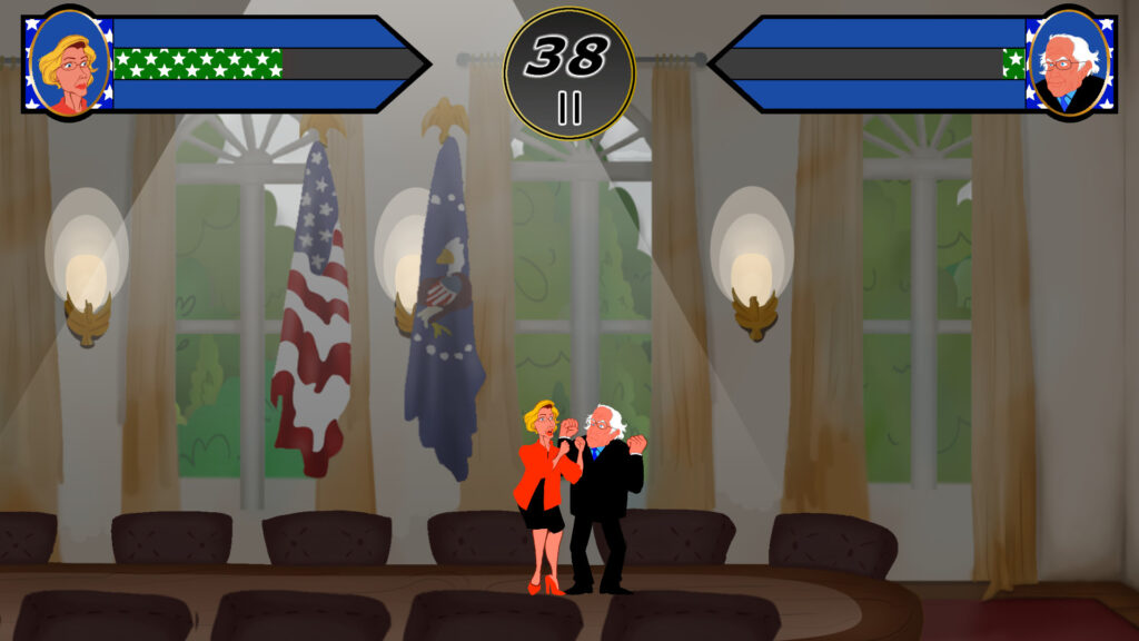 Political Fight Club Free Download By Worldofpcgames