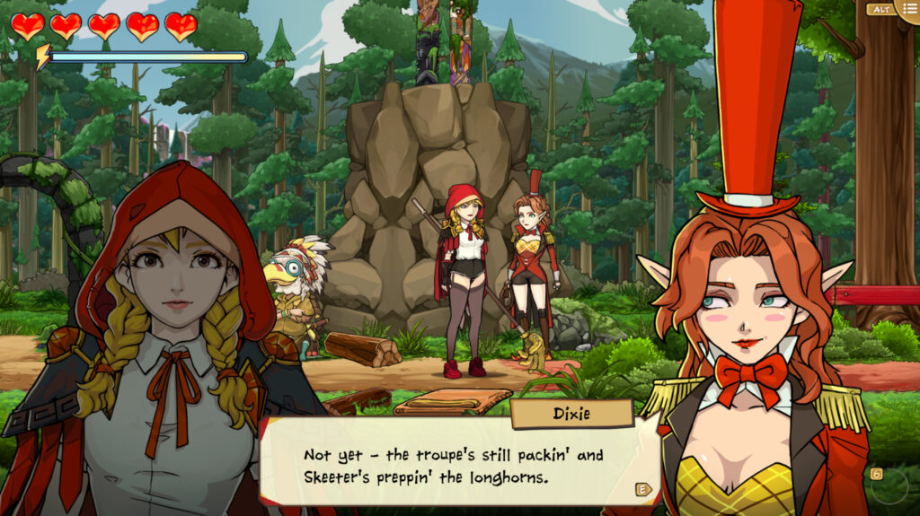 Scarlet Hood and the Wicked Wood Free Download By Worldofpcgames