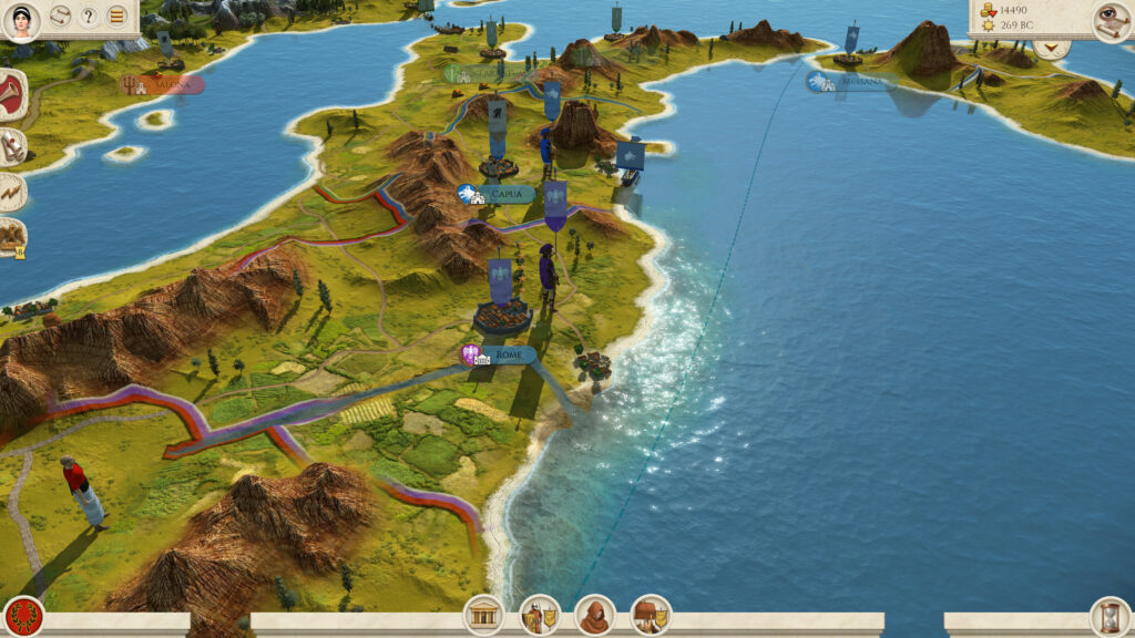 Total War ROME REMASTERED Free Download By Worldofpcgames