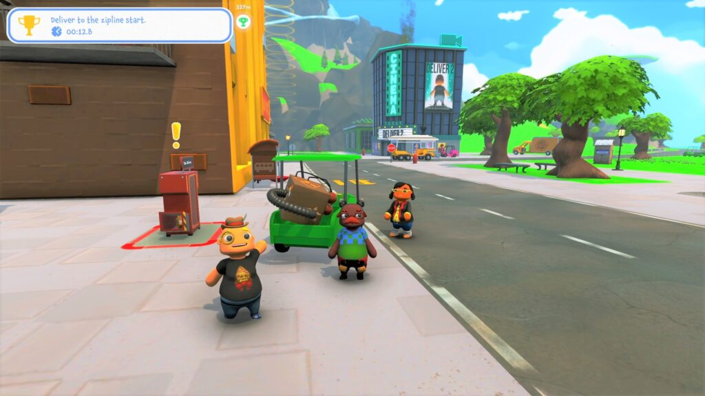 Totally Reliable Delivery Service Free Download By Worldofpcgames