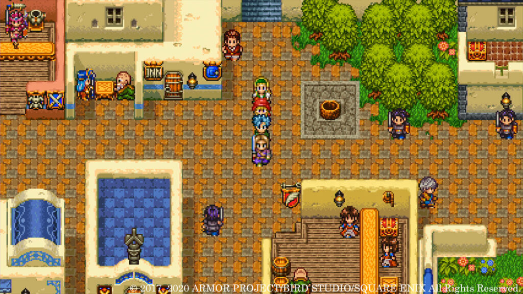 DRAGON QUEST XI S Echoes of an Elusive Age Definitive Edition Free Download By Worldofpcgames.com