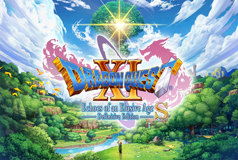 DRAGON QUEST XI S Echoes of an Elusive Age Definitive Edition Free Download By Worldofpcgames