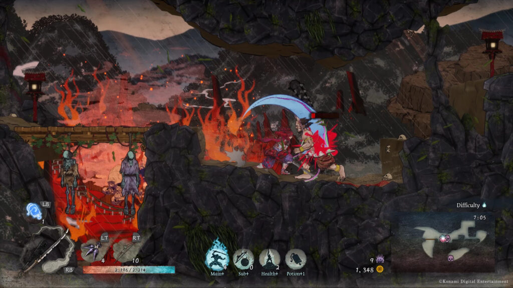GetsuFumaDen Undying Moon Free Download By Worldofpcgames
