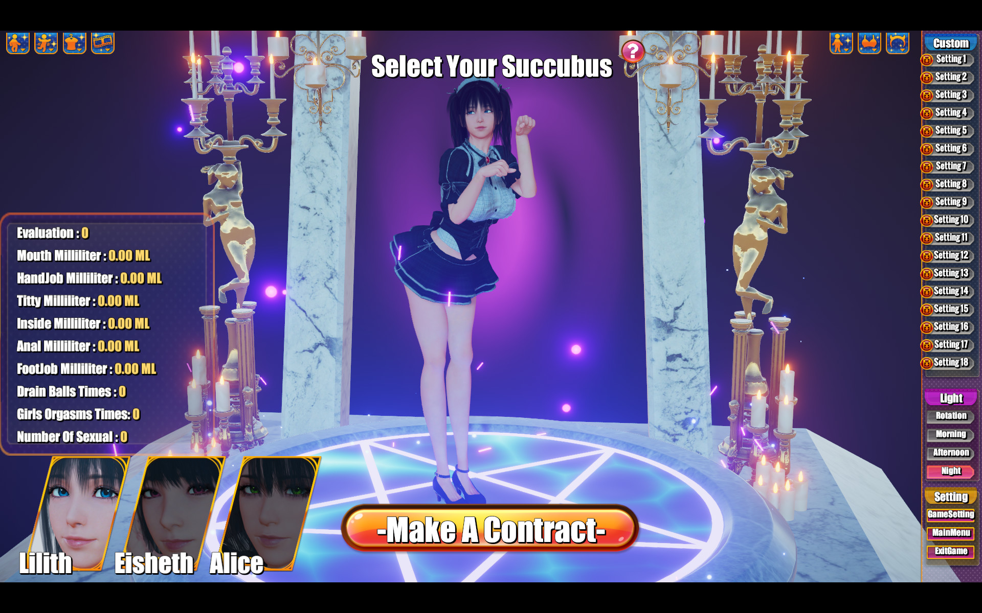 Succubus Cafe Free Download
