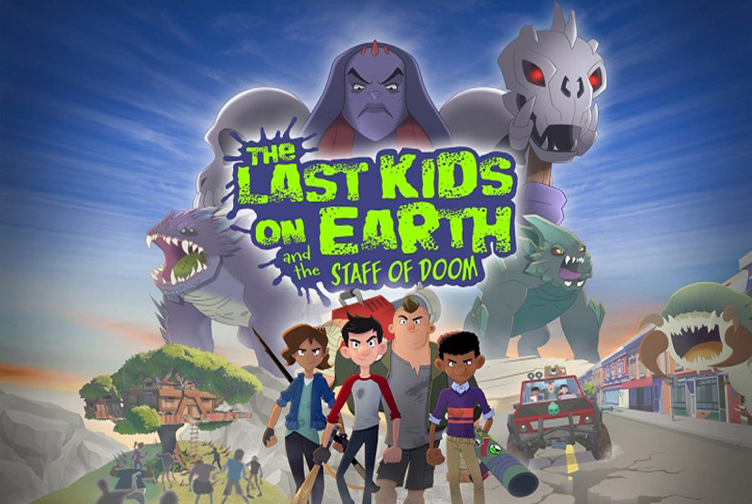 Last Kids on Earth and the Staff of Doom Free Download By Worldofpcgames