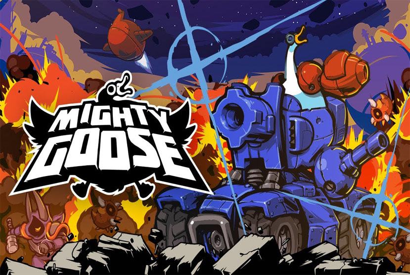Mighty Goose Free Download By Worldofpcgames
