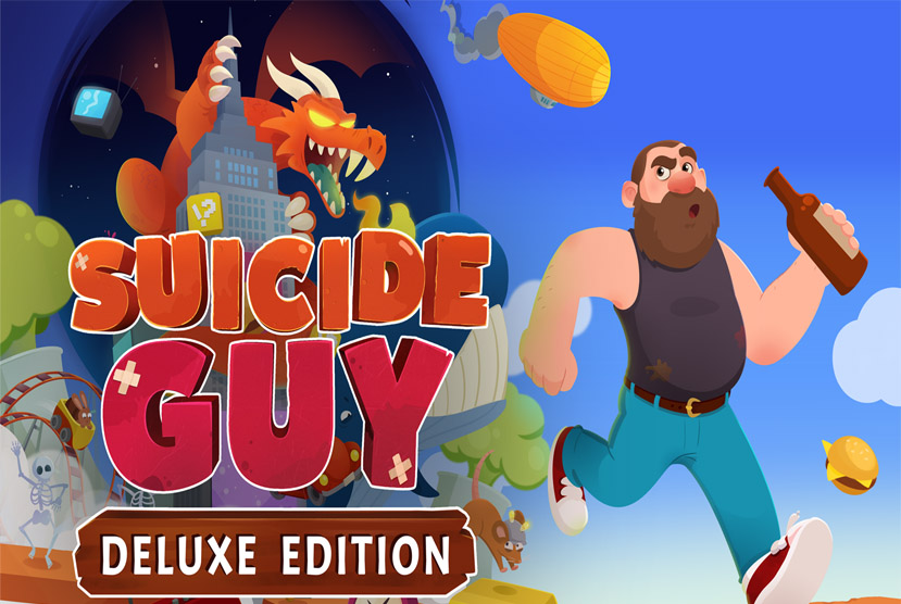 Suicide Guy Deluxe Edition Free Download By Worldofpcgames