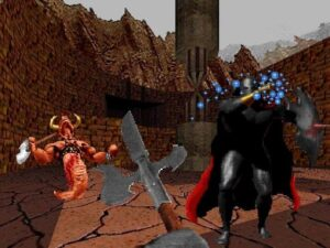 Witchaven II Blood Vengeance Free Download By Worldofpcgames.com