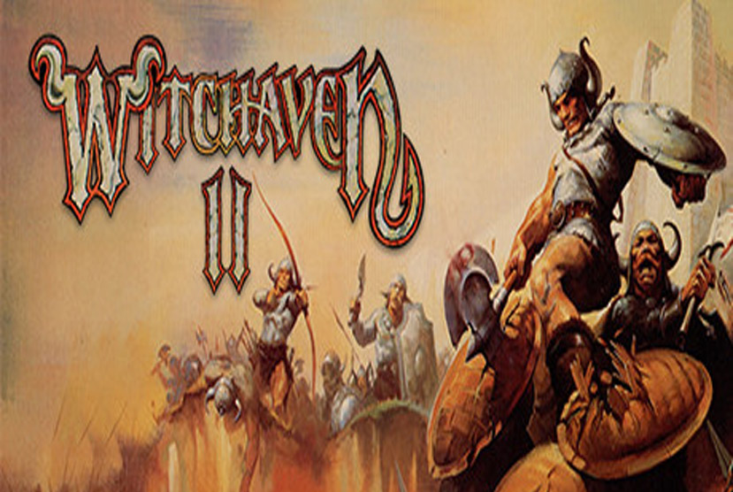 Witchaven II Blood Vengeance Free Download By Worldofpcgames