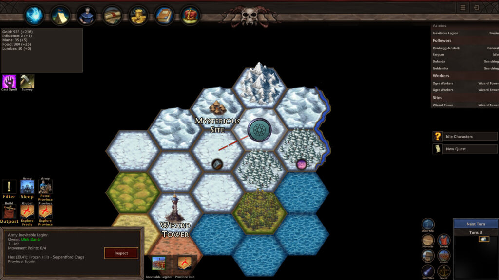 Wizards and Warlords Free Download By Worldofpcgames.com