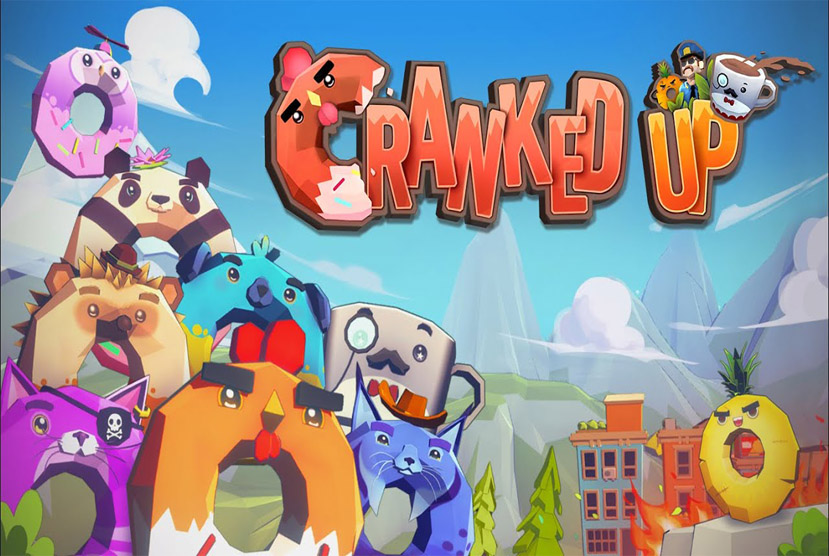 Cranked Up Free Download By Worldofpcgames