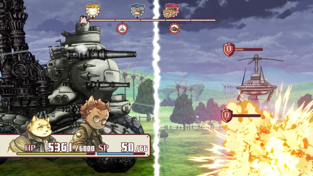 Fuga Melodies of Steel Free Download By Worldofpcgames.com