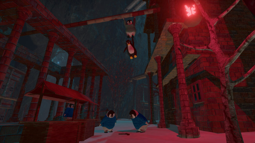 The Greatest Penguin Heist of All Time Free Download By Worldofpcgames.com
