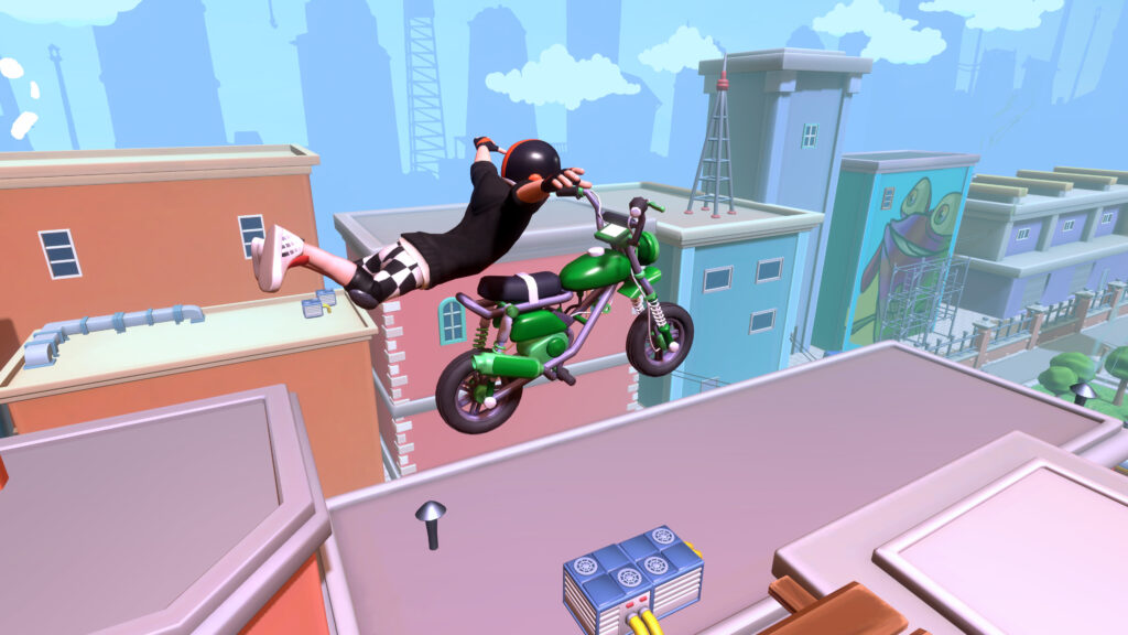 Urban Trial Tricky Deluxe Edition Free Download By Worldofpcgames.com
