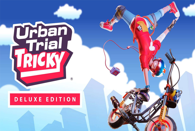 Urban Trial Tricky Deluxe Edition Free Download By Worldofpcgames