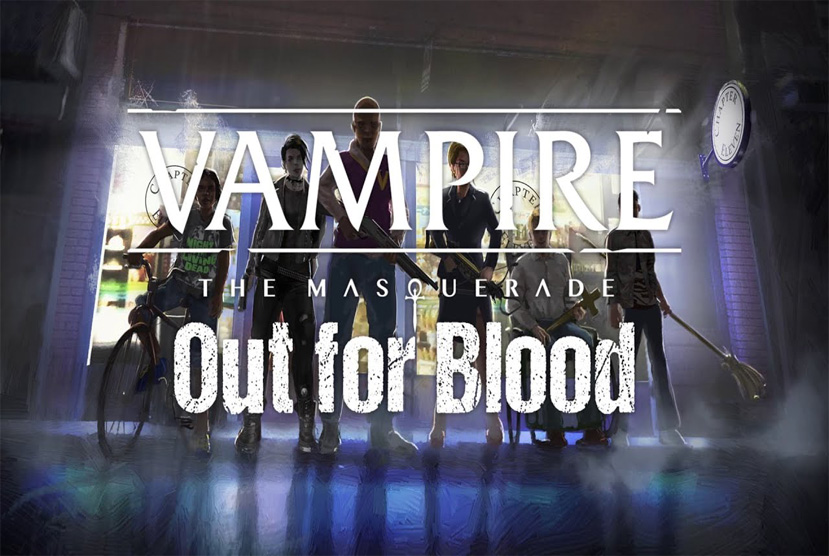 Vampire The Masquerade Out for Blood Free Download By Worldofpcgames