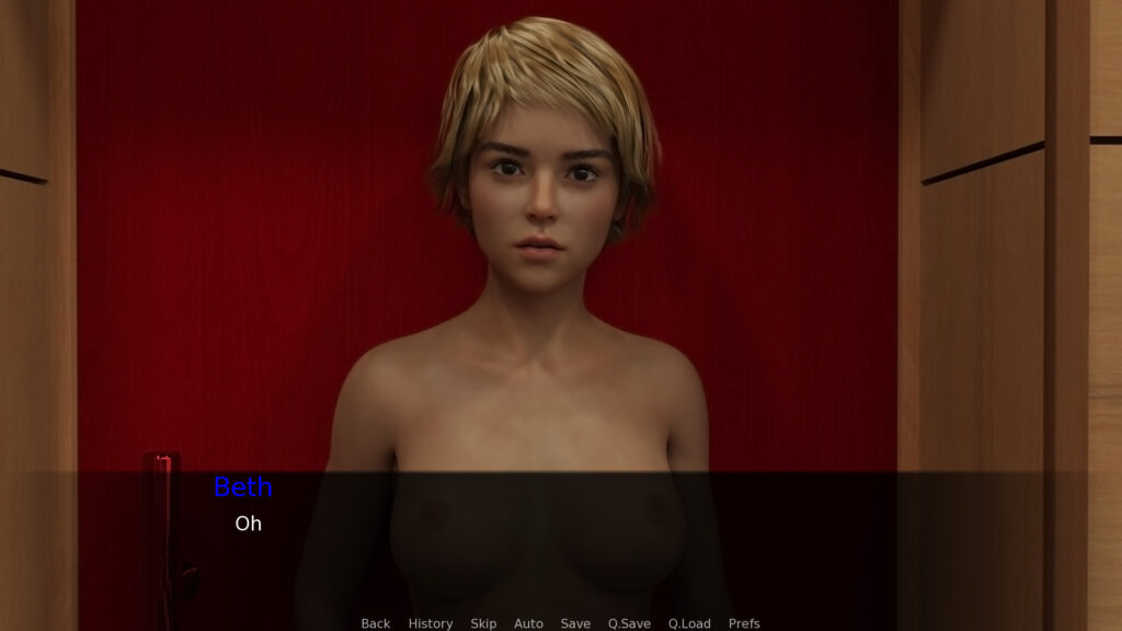 Beth the Exhibitionist Free Download By Worldofpcgames.com