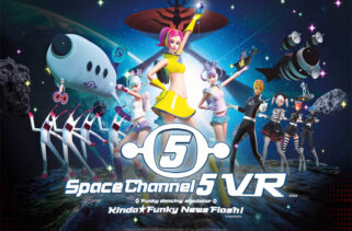 Space Channel 5 VR Kinda Funky News Flash Free Download By Worldofpcgames