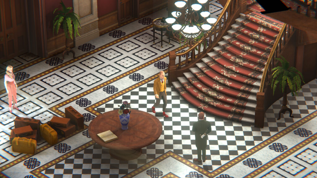 Agatha Christie Hercule Poirot The First Cases Free Download By Worldofpcgames.com