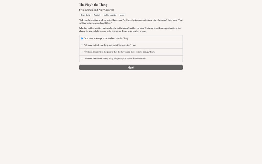 The Plays the Thing Free Download By Worldofpcgames.com
