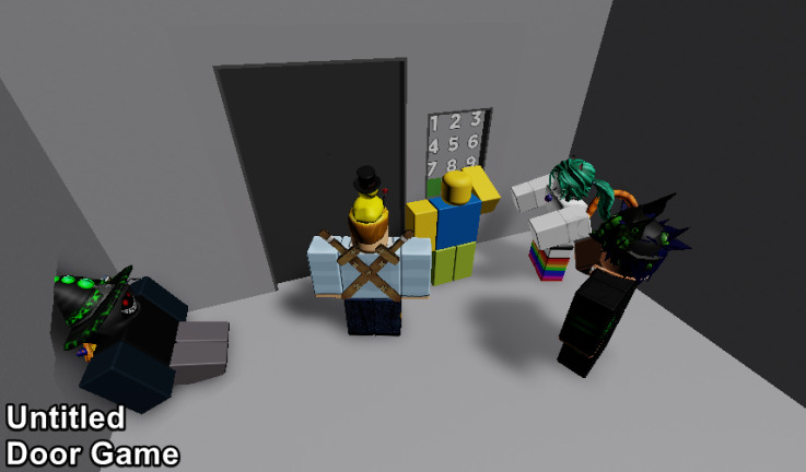 Untitled Door Game Auto Complete Levels 100+ Roblox Scripts