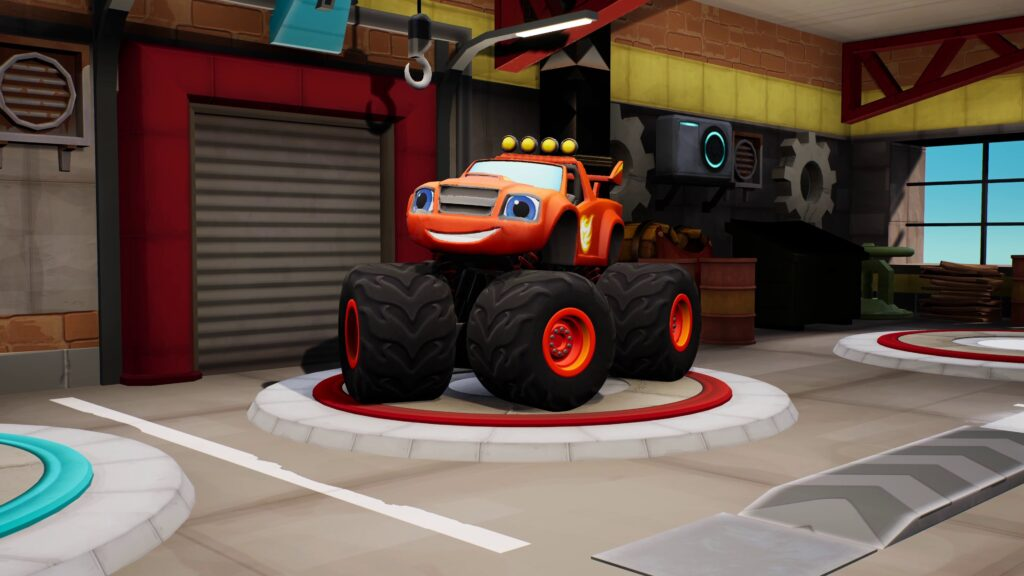 Blaze and the Monster Machines Axle City Racers Free Download By Worldofpcgames.com