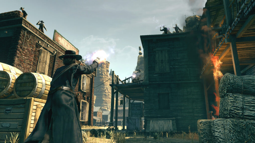 Call of Juarez Bound in Blood Free Download By Worldofpcgames.com