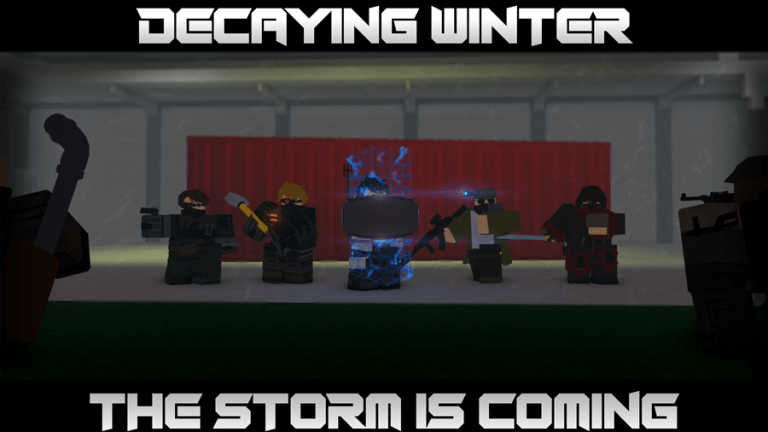 Decaying Winter Infinite Ammo – Statmod Roblox Scripts